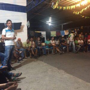 Acolhida de Venezuelanos em São Paulo