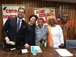 Evento em defesa da Segurança Alimentar e da Agroecologia – ALESP